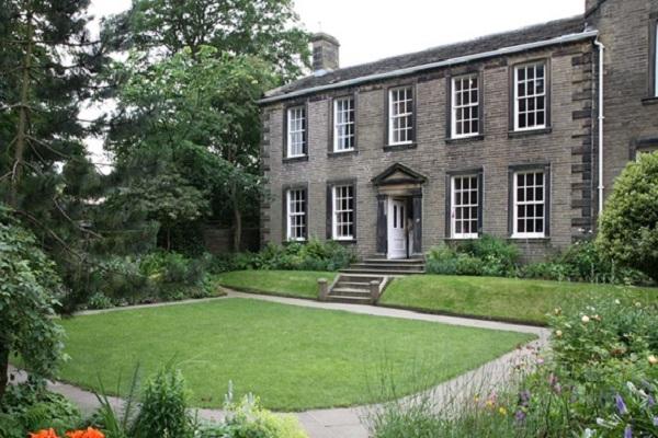 Brontë Parsonage Museum in Bradford
