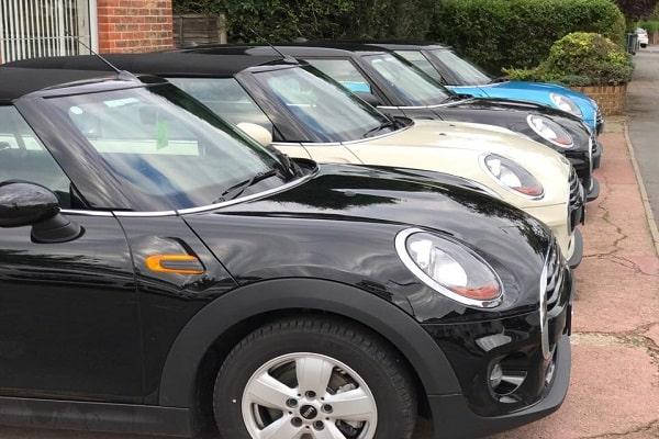 Car Rentals in Bradford