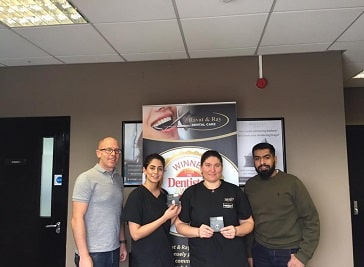 Ravat and Ray Dental Care in Bradford
