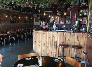 The Record Café in Bradford