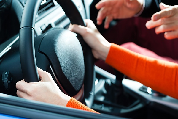 Driving Lessons in Bradford