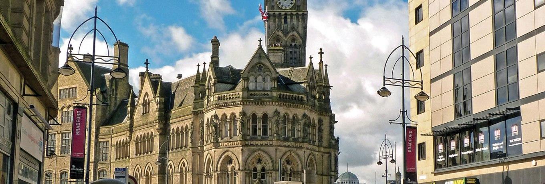 Town hall Bradford